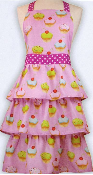 Cupcake Apron Winner Announcement