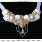 bib necklace craft