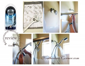 Rejuvenator Microbubble Shower Head Review