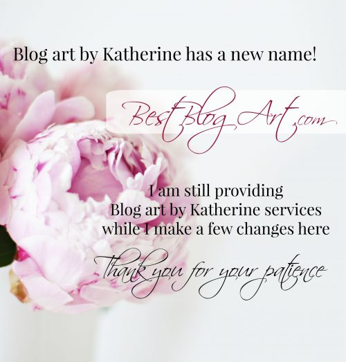 blog art by katherine has a new name
