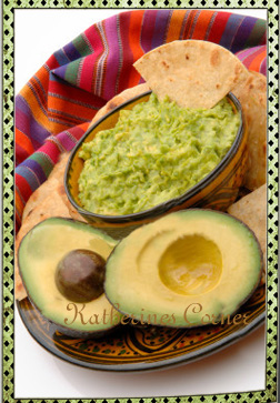 Cinco De Mayo Guacamole Recipe
