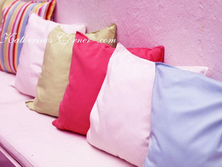 All About Pillows