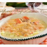 cauliflower soup katherines corner