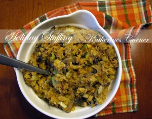 holiday stuffing katherines corner