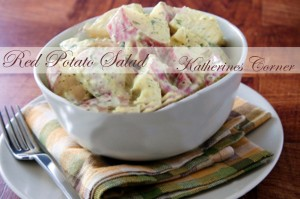 red potato salad katherines corner