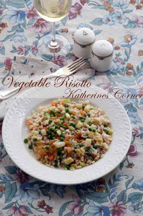 Meatless Monday Recipe Veggie Risotto