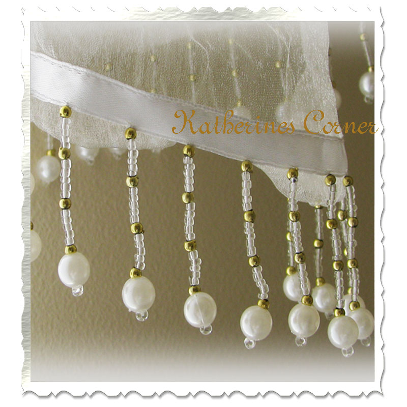 Wordless Wednesday Beads and Pearls