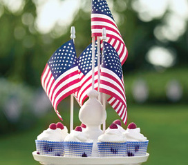 4th of july cupcakes blog