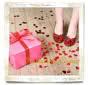 giveaway confetti