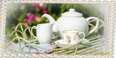Wordless Wednesday Tea In The Garden