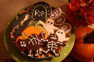 Meatless Monday Spooky Treats