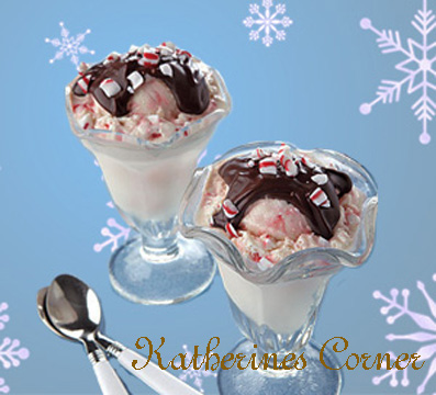 Seasons Eatings Peppermint Sundae