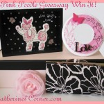 pink poodle giveaway