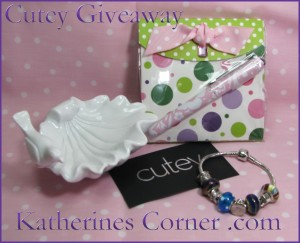 cutey giveaway
