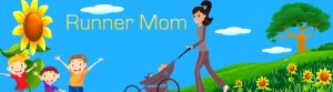 runner mom blog header