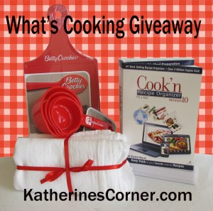 Whats Cooking Giveaway