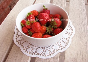 fresh strawberries katherines corner