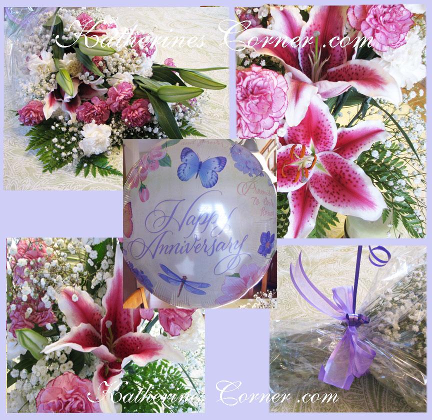 Wordless Wednesday Anniversary Flowers