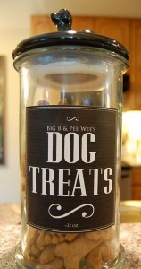 dog treats image