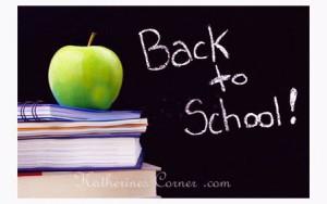 back to school katherines corner