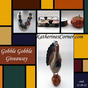 Gobble Gobble Giveaway