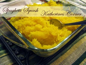 how to make spaghetti squash in the microwave