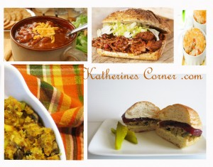 turkey recipes collage katherines corner
