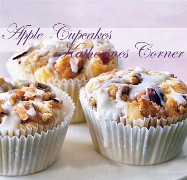 apple cupcakes katherines corner