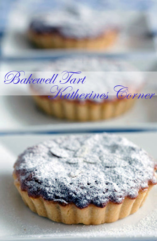bakewell tart katherines corner