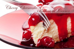 cherry cheesecake katherines corner
