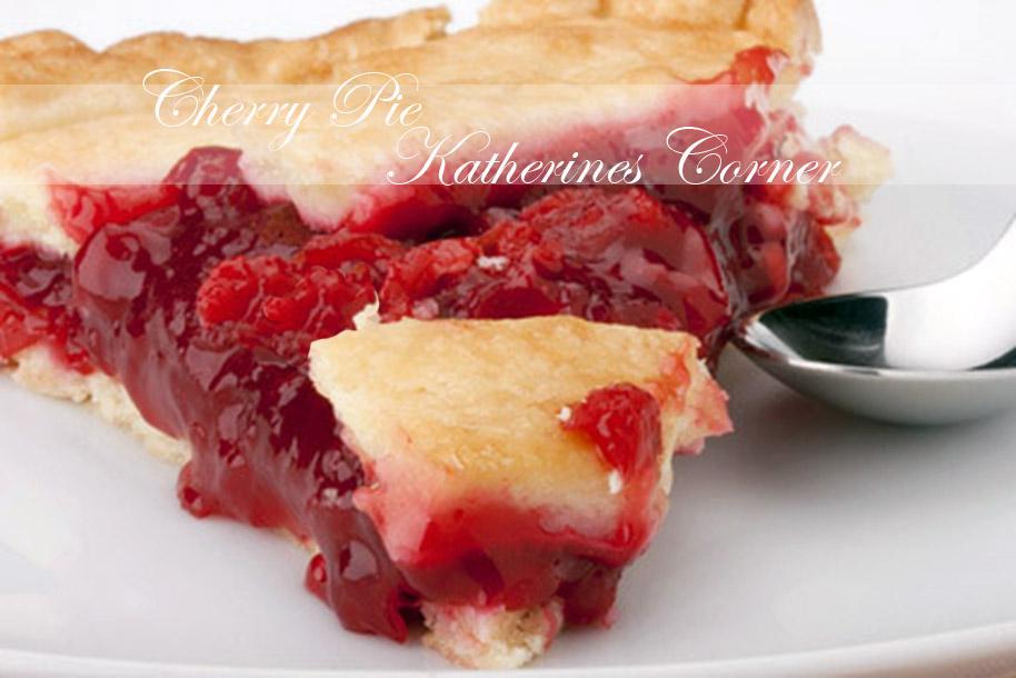 Meals On Monday Cherry Pie