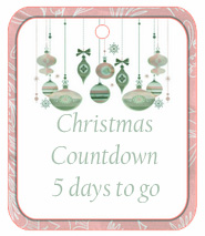 christmas countdown 5 days Katherines Corner jpg