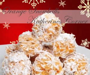 orange snowballs katherines corner