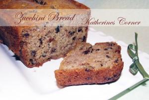 zucchini bread katherines corner