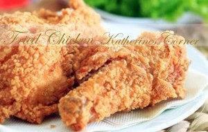 fried chicken katherines corner