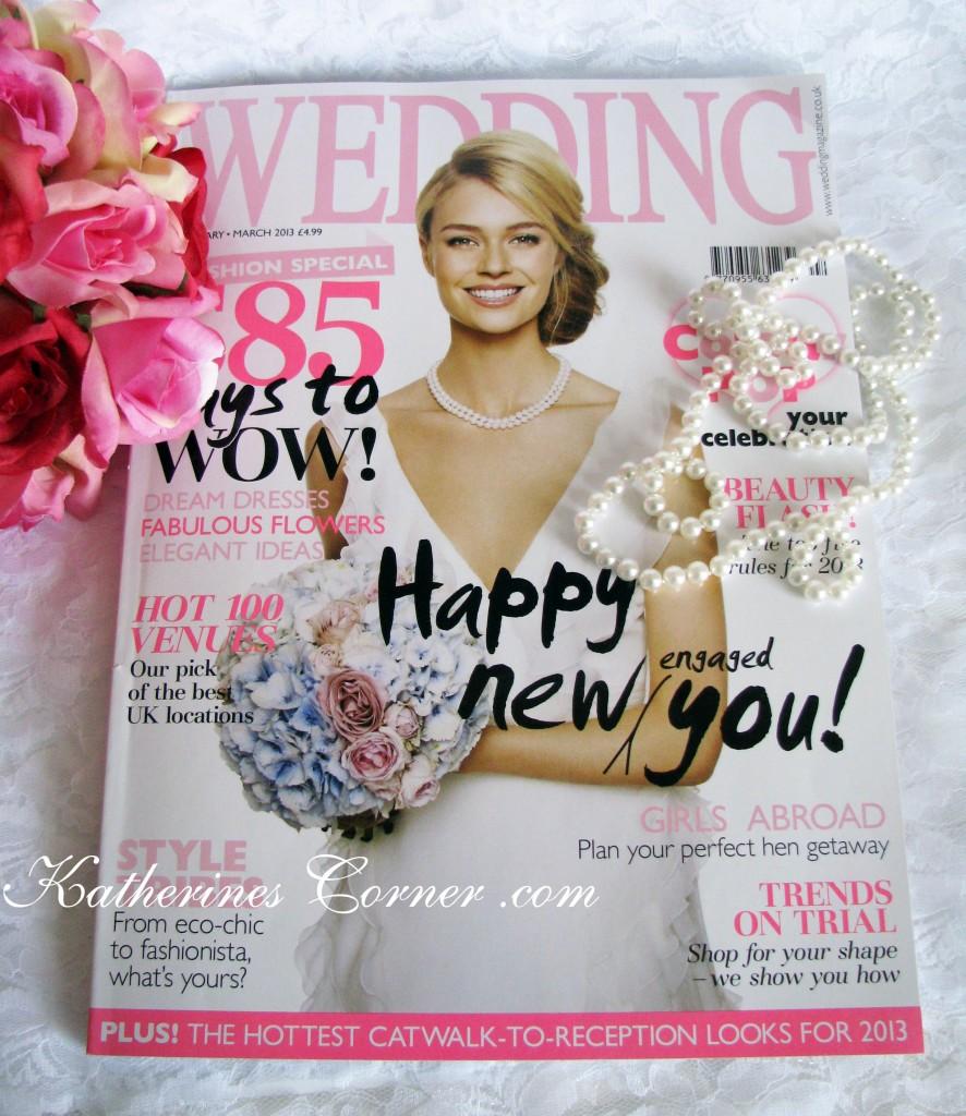 wedding magazine katherines corner