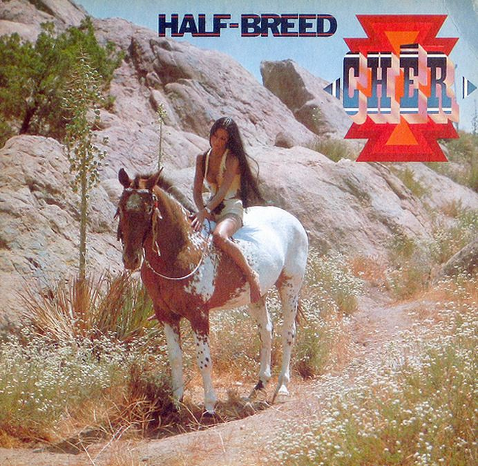 Cher - Half-Breed (1973, 8-Track Cartridge) | Discogs