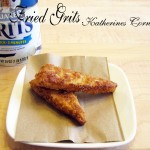 fried grits recipe