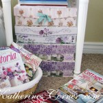 pretty magazine boxes katherines corner