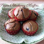low sugar blueberry muffins katherines corner
