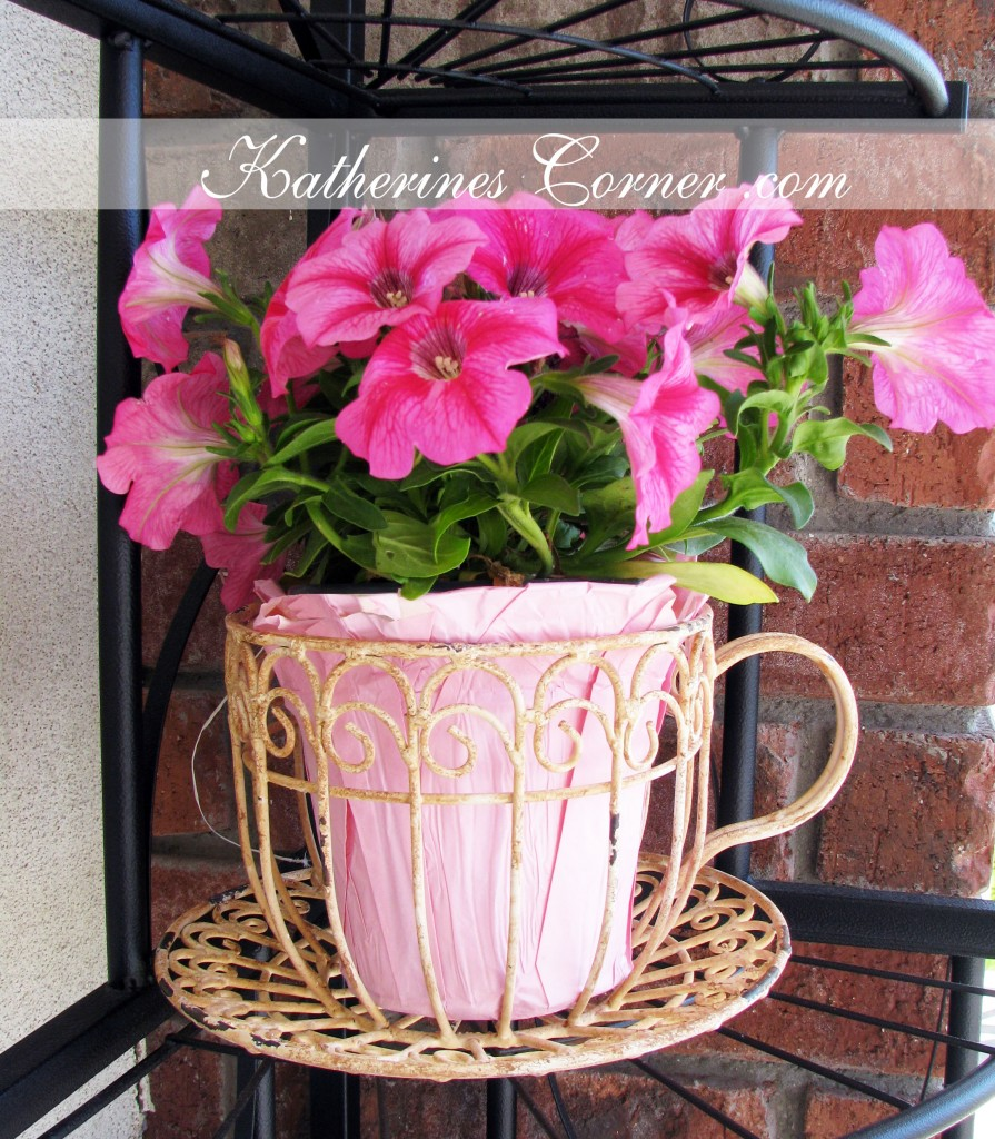 teacup planter katherines corner