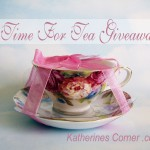 time for tea katherines corner