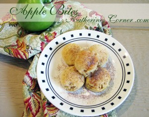 apple bites recipe