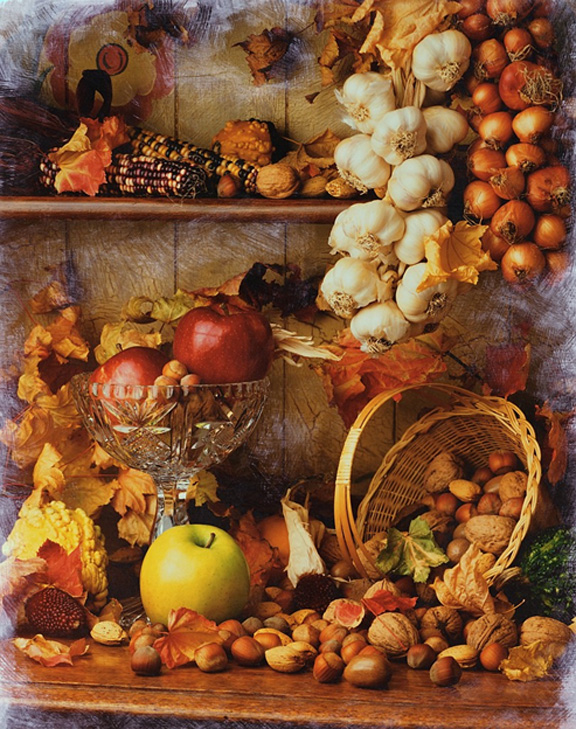 autumn apples printable