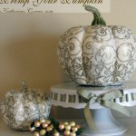 elegant fall home decor