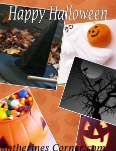 halloween collage katherines corner