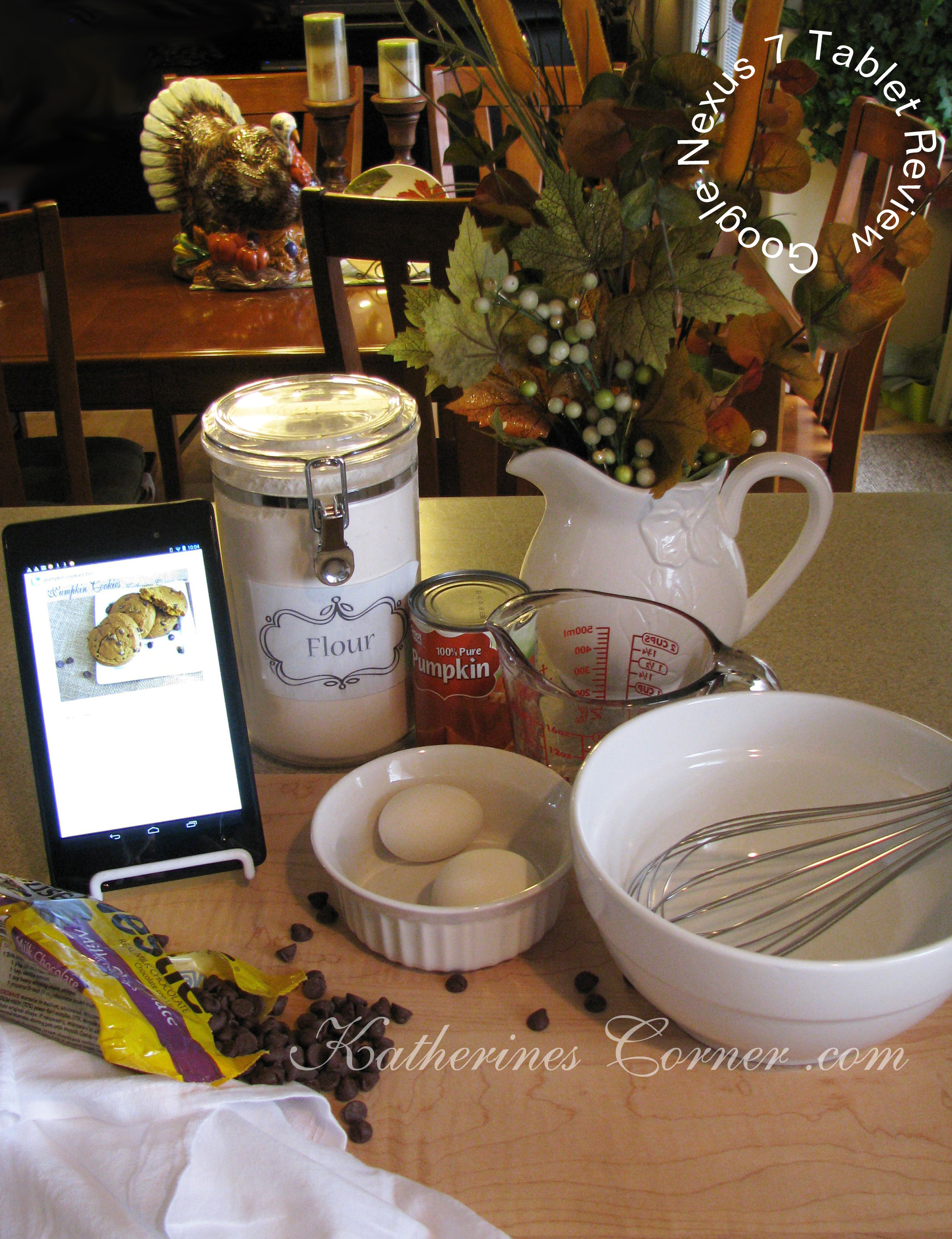 A New Way To Organize Recipes