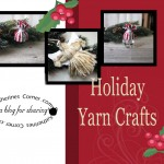 how to make a yarn angel