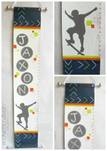 skateboarder growth chart