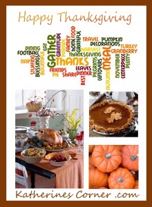thanksgiving collage katherines corner